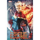 The Life of Captain Marvel Graphic Novel (Paperback)