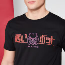 Transformers Bad Bot T-Shirt - Noir