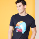 Looney Tunes Kaboom! Bunny Monster T-Shirt - Bleu Marine