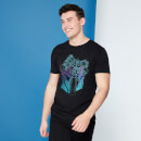 Transformers Decepticon Shield T-Shirt - Noir