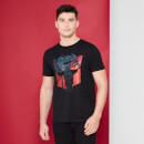 Transformers Autobot Shield T-Shirt - Noir