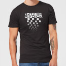 Cartoon Network Logo Fade Men's T-Shirt - Black