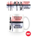 Stranger Things (Upside Down) Heat Change Mug