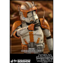 Hot Toys Star Wars Episode III Movie Masterpiece Action Figure 1/6 Commander Cody 30 cm