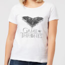 Game of Thrones Three-Eyed Raven Women's T-Shirt - White