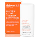 this works Morning Expert Vitamin C Power Mask 55ml
