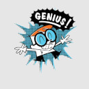 Dexters Lab Genius Sweatshirt - Grey