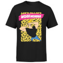 Johnny Bravo Woah Momma Men's T-Shirt - Black