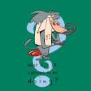 I Am Weasel What Is It I.R. Supposed To Be Doing? Men's T-Shirt - Kelly Green