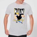 Johnny Bravo Man I'm Pretty Men's T-Shirt - Grey