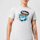 Dexters Lab Genius Men's T-Shirt - Grey
