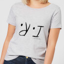 I Am Weasel I.R. Women's T-Shirt - Grey
