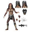 "NECA Predator (2018) - 7"" Scale Action Figure - Ultimate Fugitive (Lab Escape)"