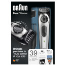 Braun BT5060 Beard Trimmer - Black/Metallic Silver
