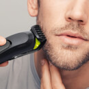 Braun MGK3021 All-in-One Beard and Hair Trimmer- Black/Green