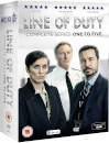 Line of Duty Series 1-5 Boxed Set