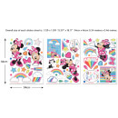Walltastic Disney Minnie Mouse Wall Stickers