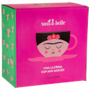 Sass & Belle Viva La Frida Fiesta Cup and Flower Saucer Set
