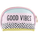 Sass & Belle Memphis Modern Good Vibes Cosmetic Bag