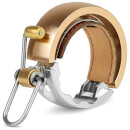 Knog OI LUXE Bell - Brass - S
