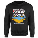 Disney Aladdin Phenomenal Cosmic Power Sweatshirt - Black