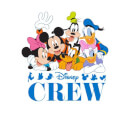 Disney Crew Sweatshirt - White