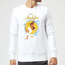 Disney Aladdin Rope Swing Sweatshirt - Weiß