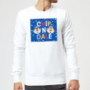 Disney Chip N' Dale Sweatshirt - White
