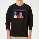 Disney The Little Mermaid Weekend Wait Sweatshirt - Black