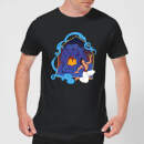 Disney Aladdin Cave Of Wonders Men's T-Shirt - Black