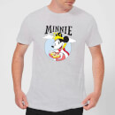 Disney Mickey Mouse Queen Minnie Men's T-Shirt - Grey