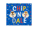 Disney Chip N' Dale Men's T-Shirt - White