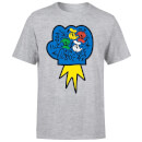 Donald Duck Pop Fist Men's T-Shirt - Grey