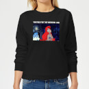 Disney Little Mermaid Weekend Wait Women's Sweatshirt - Black