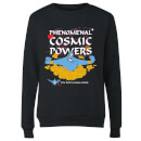 Disney Aladdin Phenomenal Cosmic Power Women's Sweatshirt - Black