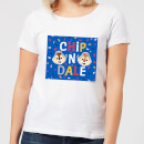 Disney Chip N' Dale Women's T-Shirt - White
