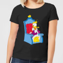 Disney King Donald Women's T-Shirt - Black