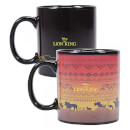 Disney The Lion King Mufasa and Simba Heat Changing Mug