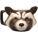 Marvel Guardians of the Galaxy Rocket Shaped Mug