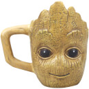 Marvel Guardians of the Galaxy Groot Shaped Mug