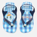 Havaianas Toddler's Disney Classics Sandals - Ice Blue/Navy Blue