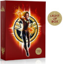 Captain Marvel 4K Ultra HD Zavvi UK Exclusive Collector's Edition Steelbook (Includes 2D Blu-ray)