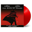 James Horner - Mask Of Zorro (Soundtrack) [2LP] (LIMITED RED 180 Gram Audiophile Vinyl, gatefold, first time on vinyl, PVC sleeve, numbered to 750)