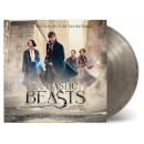 James Newton Howard - Fantastic Beasts And Where To Find Them (Soundtrack) [2LP] (LIMITED SMOKE COLORED 180 Gram Audiophile Vinyl, gatefold, PVC sleeve, numbered to 500)