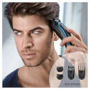 Braun MGK3045 7-in-1 Precision Trimmer Multi Grooming Kit - Black/Blue