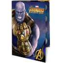 Marvel Avengers: Infinity War Limited Edition Collectable Coins - Set of 24