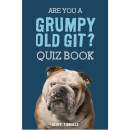 Are You a Grumpy Old Git? Quiz Book (Hardback)