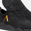 ARKK Copenhagen Men's Pykro Mesh F-Pro 90 Trainers - Black/Blazing Orange