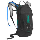 Camelbak Women's Luxe 10L Hydration Backpack - Black/Columbia Jade