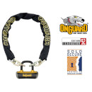 OnGuard Mastiff 8019L Bike Chain U-Lock - 180cm x 10mm